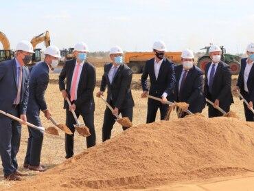Fiege und LIP Invest errichten neues Logistikzentrum für wachsendes Healthcare-Geschäft