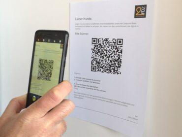 Online-Check-In für Kunden: Neue App-Lösung für Gaststätten und Friseursalons