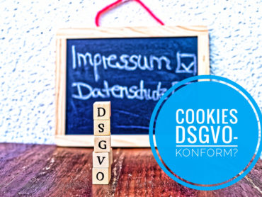 Cookies: Nutzer akzeptieren diese im hochwertigen Umfeld