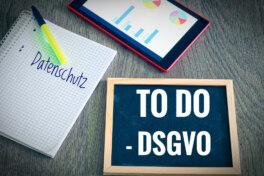 DSGVO Datenschutzmanagement