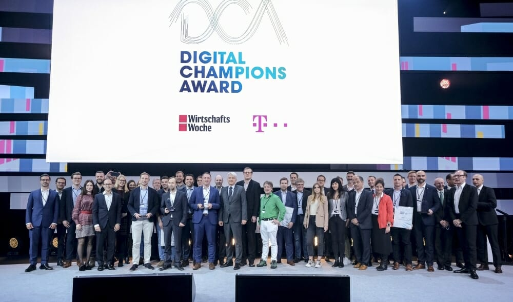 Digital Champions Award