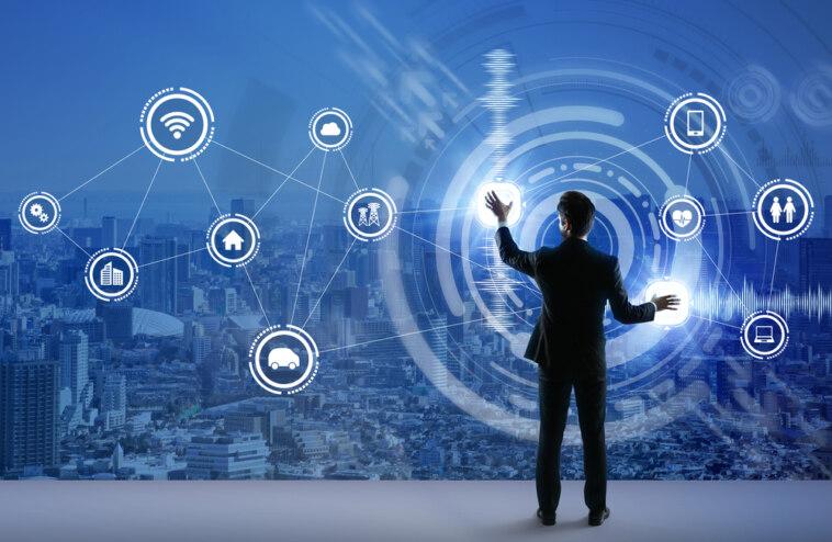 Digitale Transformation Digitalisierung Digitaler Staat