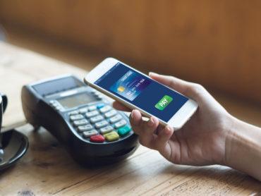 Kontaktloses Bezahlen wird in der Corona-Krise immer beliebter