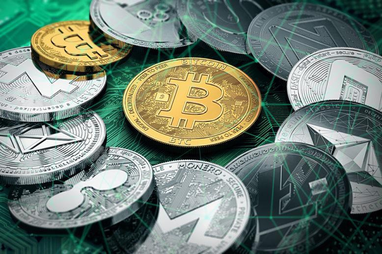 mit Kryptowährungen bezahlen