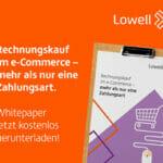 Rechnungskauf im e-Commerce – mehr als nur eine Zahlungsart
