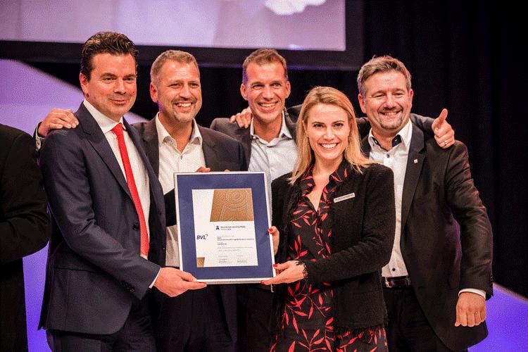 Deutscher Logistik-Preis 2019