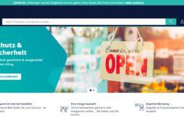 Online-Marktplatz
