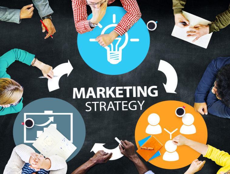 digitales Marketing Marketingstrategie