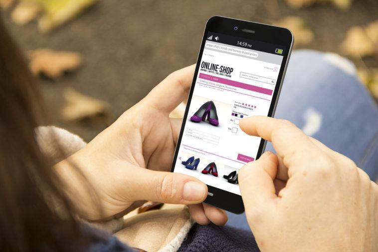 Einkaufsverhalten Shopping-Apps