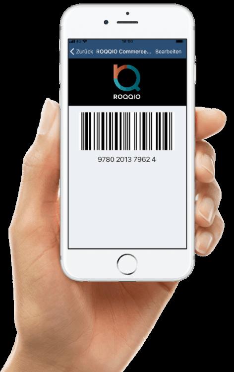 mobiles Bezahlen per QR-Code