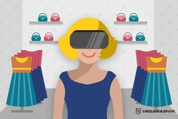 Virtual Reality E-Commerce