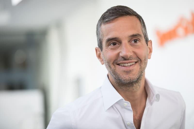 Markus Rech, CEO von SportScheck,