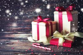 Weihnachtsgeschäft Gutscheinkarten