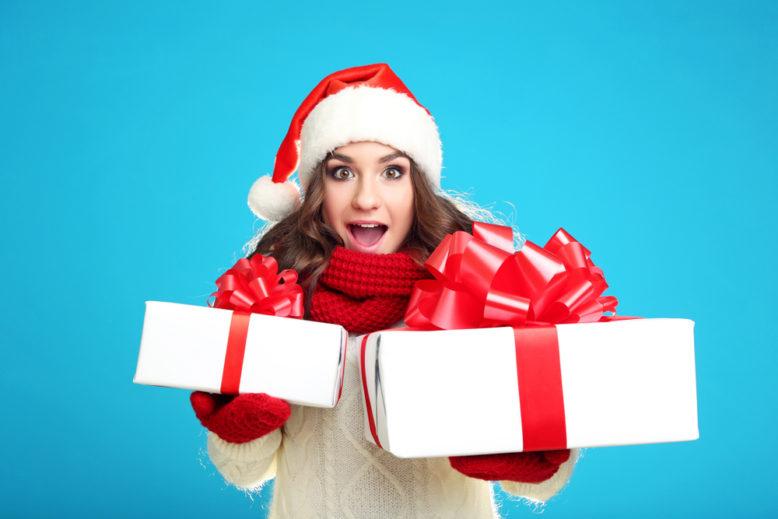 Weihnachtseinkäufe Weihnachtsgeschenek