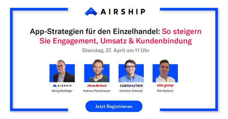 Airship Webinar