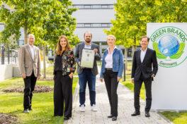 Aldi Süd aktiv für den Umweltschutz: Erstmalig als Green Brand ausgezeichnet