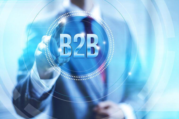B2B-Vertrieb B2B-Handel