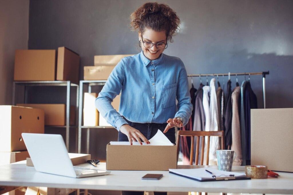 Arbeitsbedingungen E-Commerce