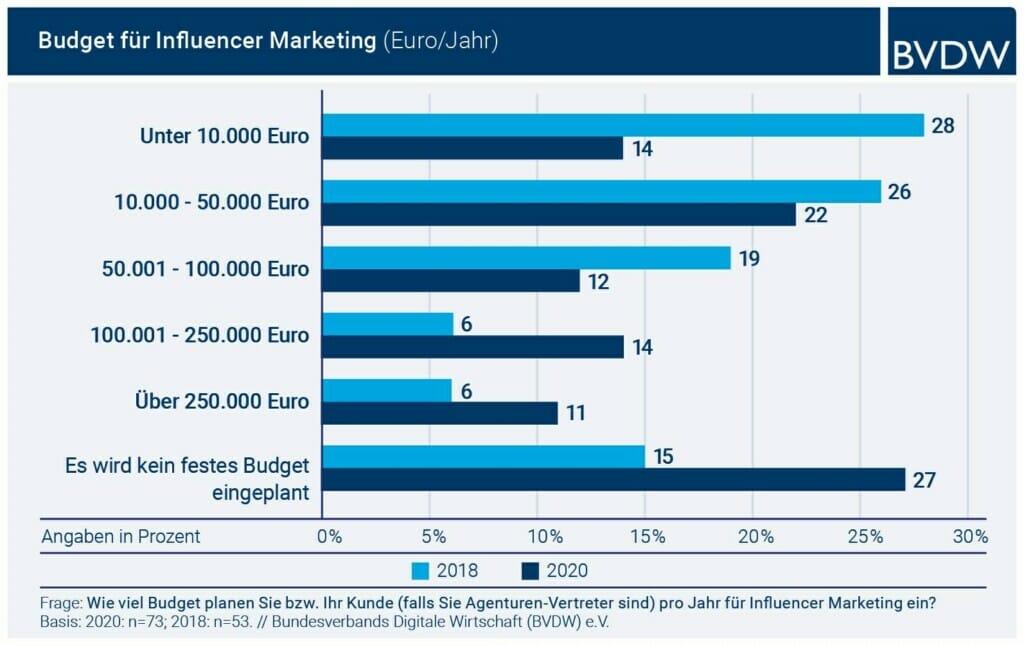 Influencer-Marketing BVDW