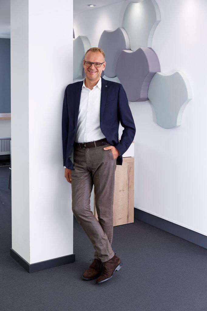 Markenarchitektur im Schäfer Shop, Andreas Reuter