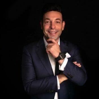 David Glades Blockchain-Experte