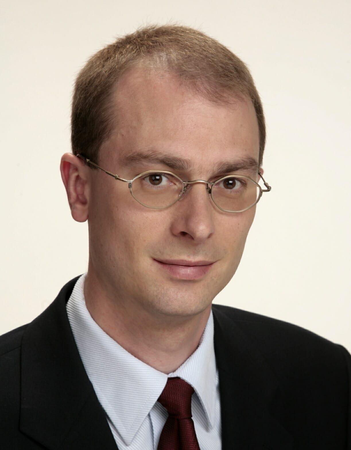 Dr. Ernst Stahl, Research Director bei ibi research an der Universität Regensburg GmbH.