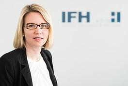 Dr. Eva Stüber, IFH Köln