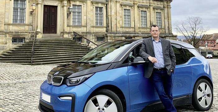 Klimaneutralität Unternehmen, Ralf Gladis