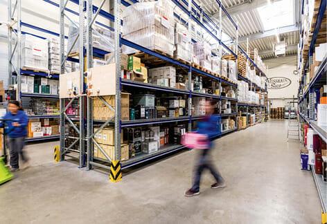 Commerce Cloud Onlinehandel Logistik