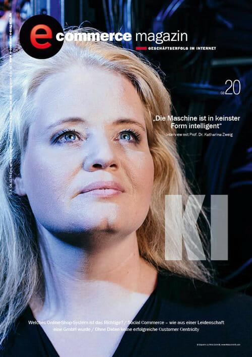 e-commerce Magazin 03/2020