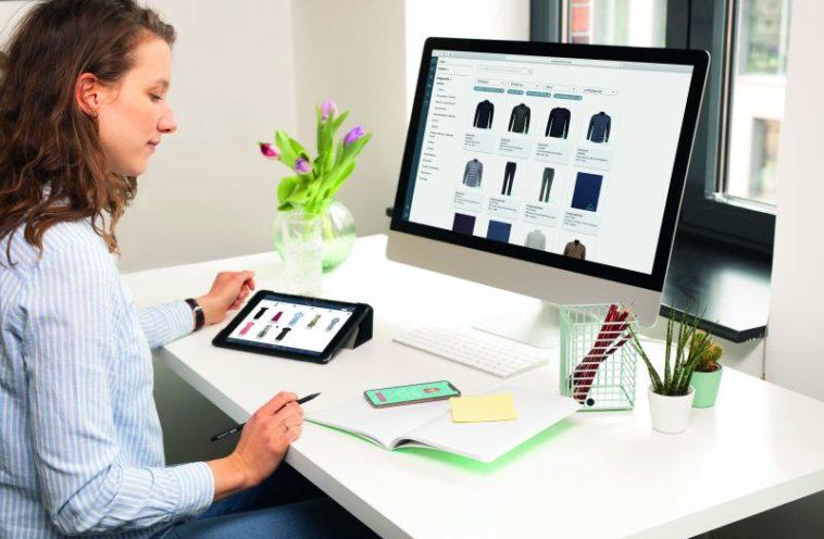 B2B-Plattform Fashion Cloud
