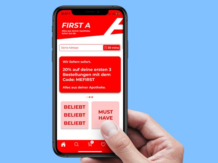 First A App