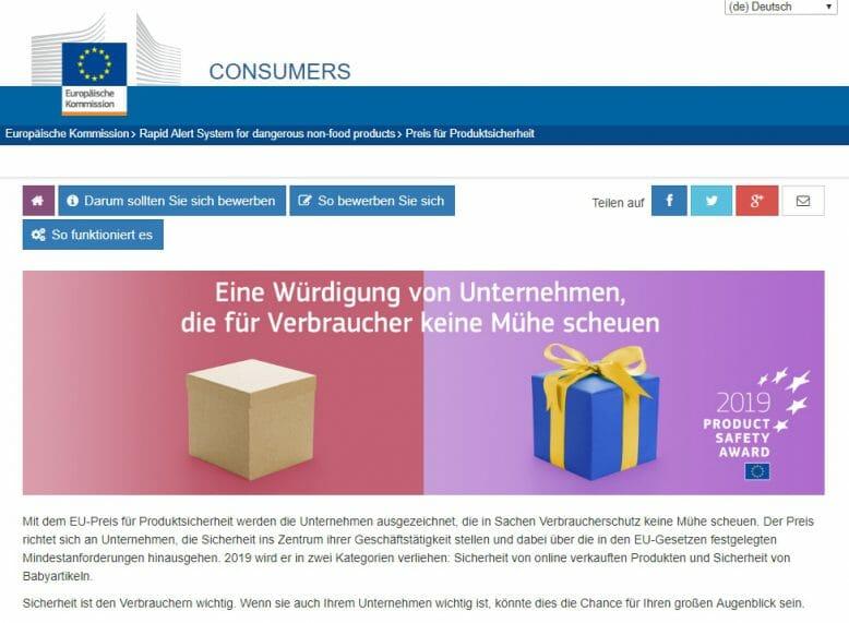 product_savety_award_screenshot