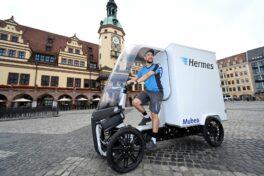 City-Logistik Hermes