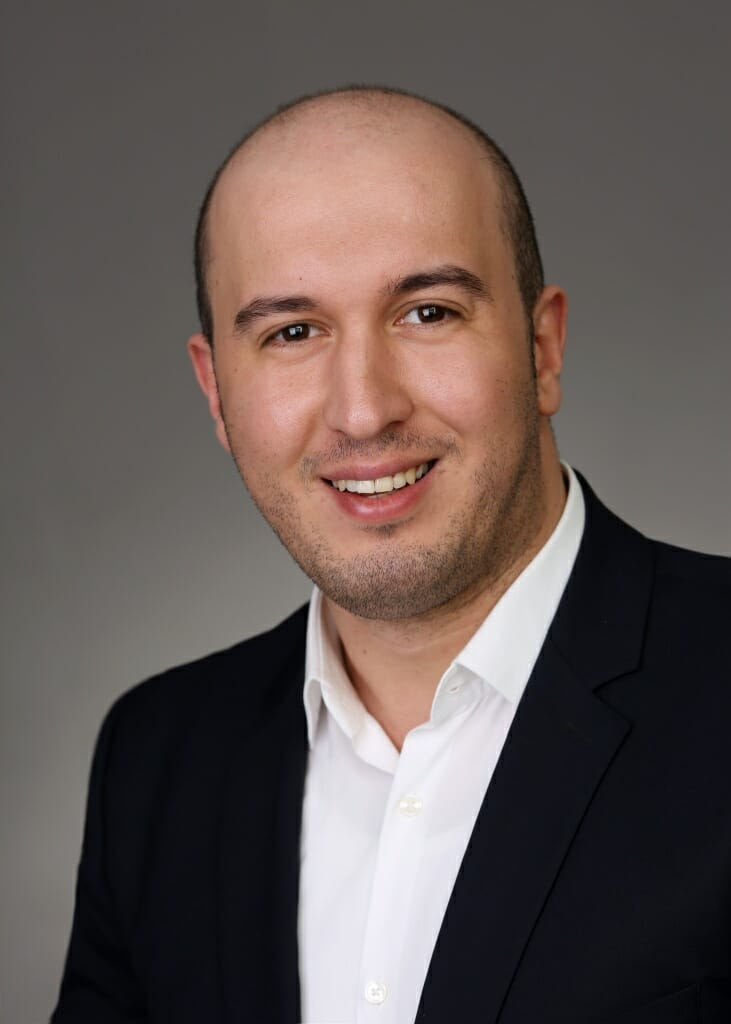 Rabie el Hassani, Director of Sales Central and Eastern Europe bei Mirakl in München