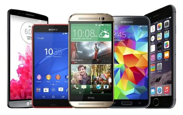 smartphones-of-2014
