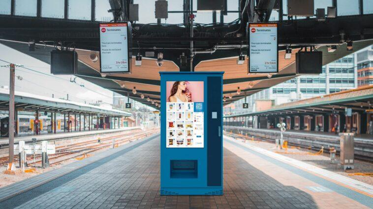 Verkaufsautomat Invenda