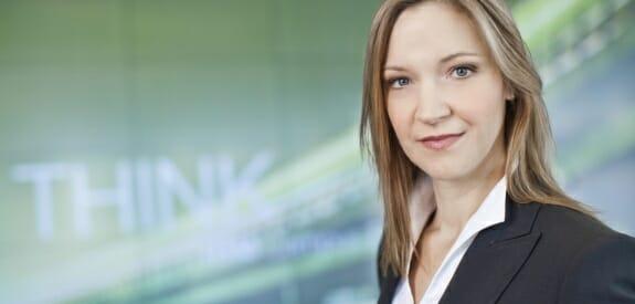 Martina Fiddrich, Leiterin Geschäftsbereich Mittelstand und Partnership Solution Center für DACH, IBM Deutschland