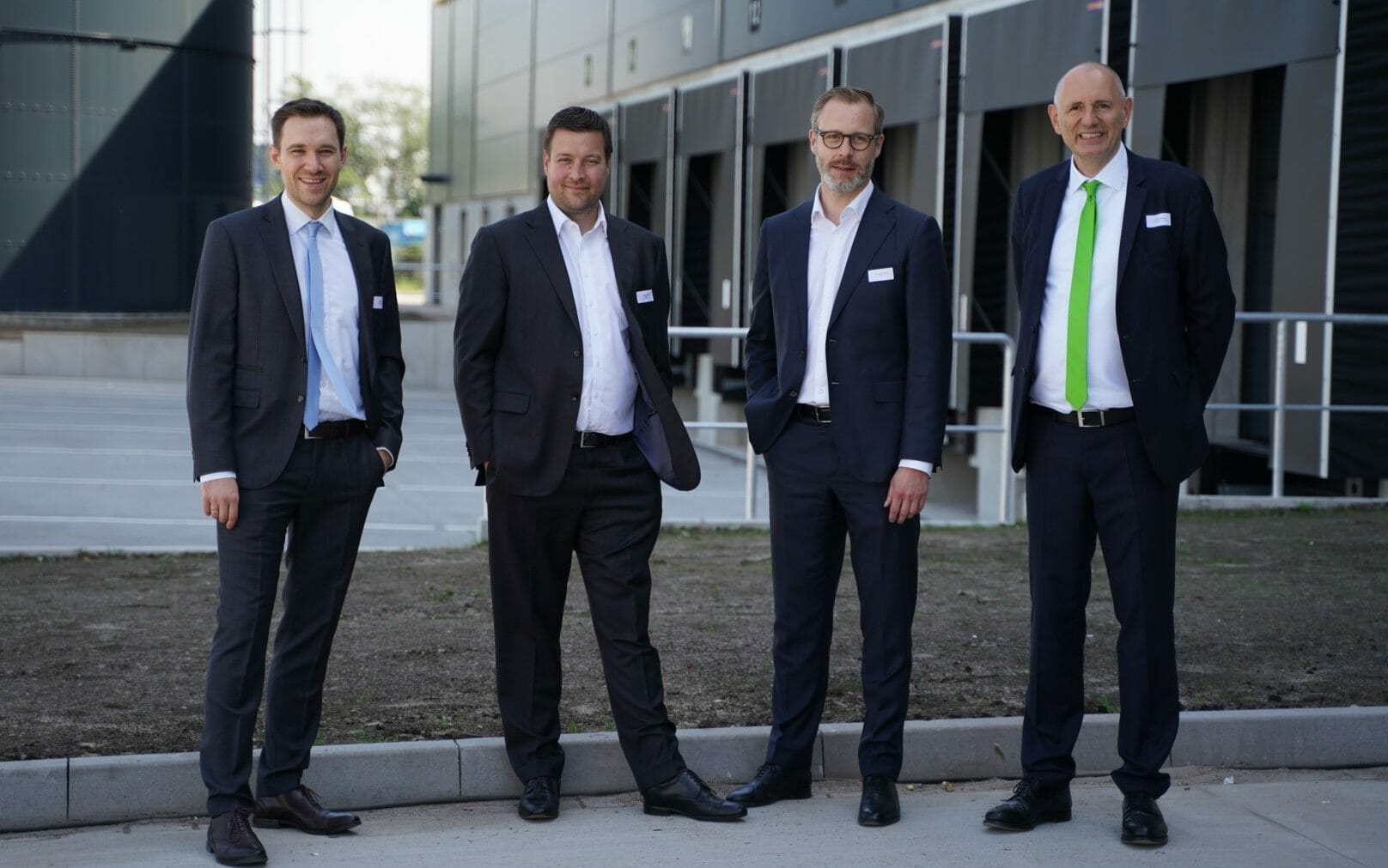 Logistikimmobilie LIP Invest