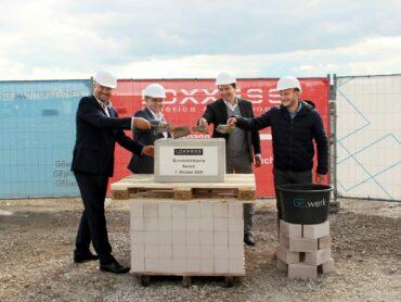 Fulfillment-Center: Loxxess gibt Startschuss für Neubau in Aurach