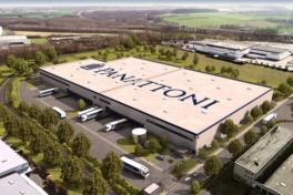 Logistikpark Panattoni