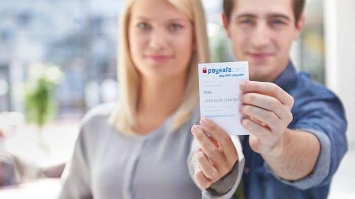 Zahlungsverhalten  paysafecard