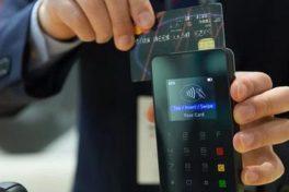 bargeldlosen Zahlungsverkehr
