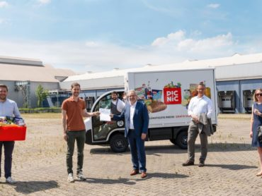 Fulfillment-Center: Picnic plant neues Logistikzentrum in Mühlheim