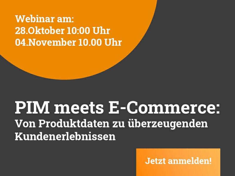 PIM E-Commerce