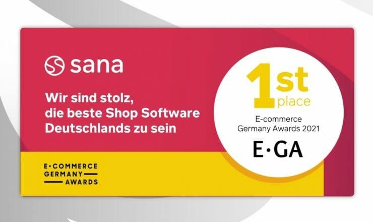 E-Commerce-Plattform Sana