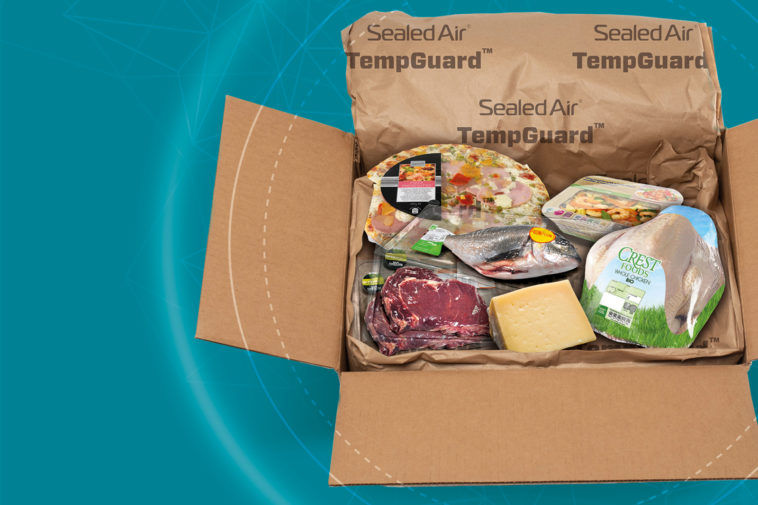 Sealed Air Online-Lebensmittelverkauf