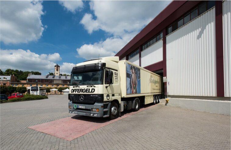 Transportkette Shippeo