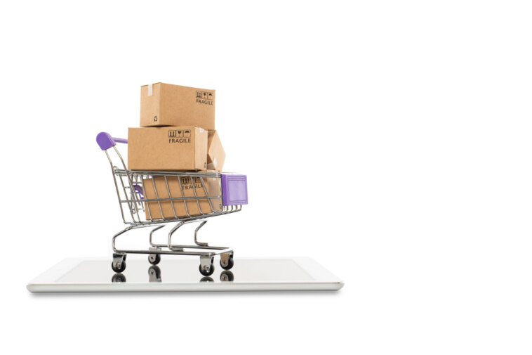 E-Commerce-Umsatz Onlinehandel