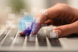 Online-Geschäft